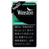 ウィンストン・イナズマ・メンソール・ワン・100's・ボックス