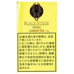 画像1: ブラックスパイダーシャグ・レモンティー