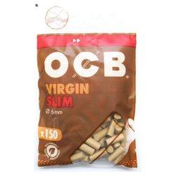 画像1: OCB・ブラウンスリム・フィルター